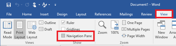 navigation-pane